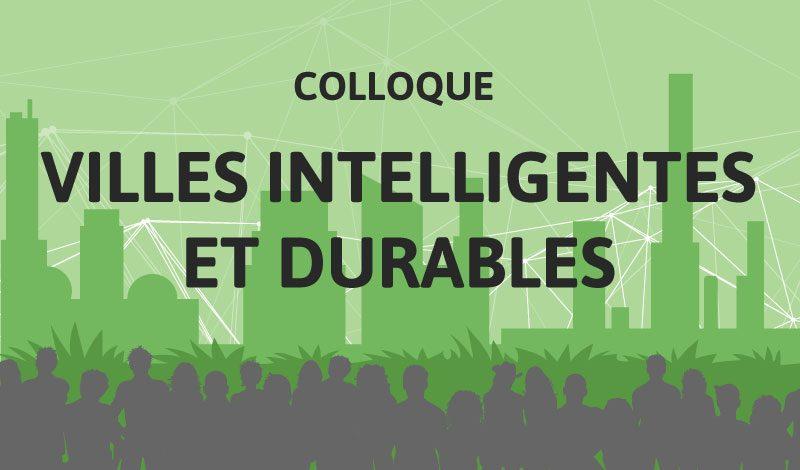 Colloque – Villes intelligentes et durables : Design social, démocratie participative et économie circulaire